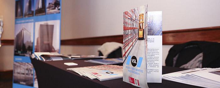 Como es Tradición, VSL ha participado en el Congreso Anual de la Asociación de Ingenieros Civiles Estructurales.