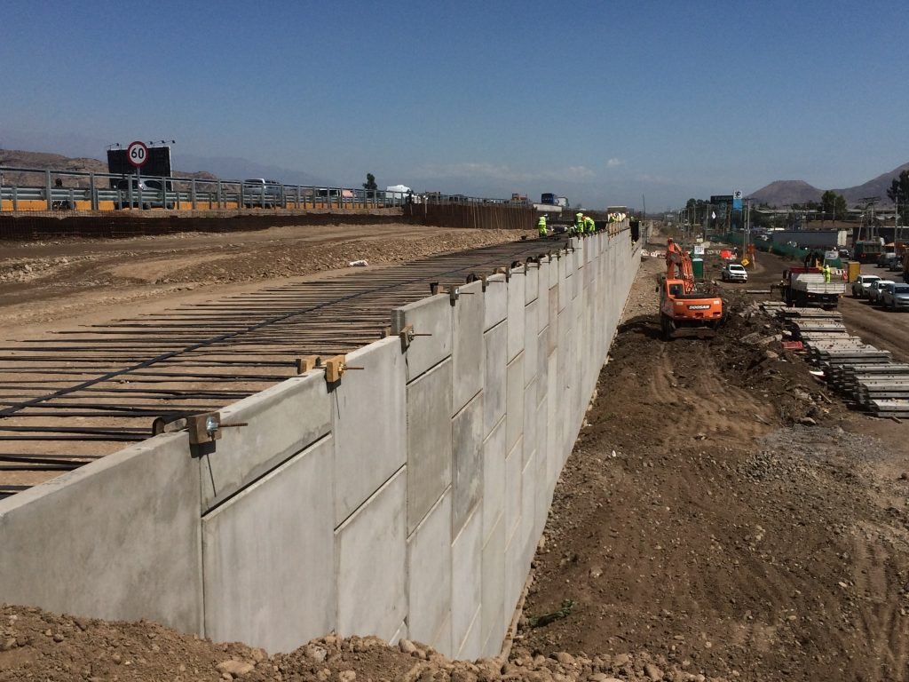 Muro Definitivo Ruta 5