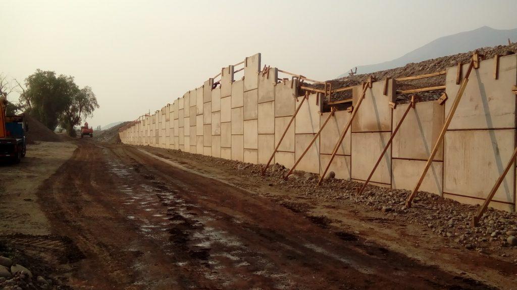 Muro Ruta 60