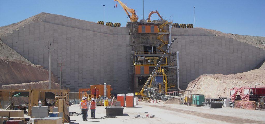 Construcción VSL Muro Tem Esperanza